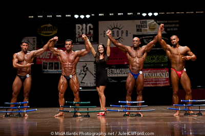 A TUA Exclusive: Behind-the-Scenes at The NPC Shawn Ray Maryland Grand Prix