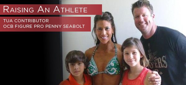 Raising Young Athletes // The Lessons Kids Learn From A Parent Who Competes