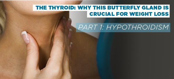 The Thyroid: Why this Butterfly Gland is Crucial for Weight Loss – Part 1