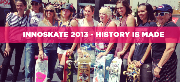 Innoskate 2013 – Skate Culture History Makes It Into the Smithsonian