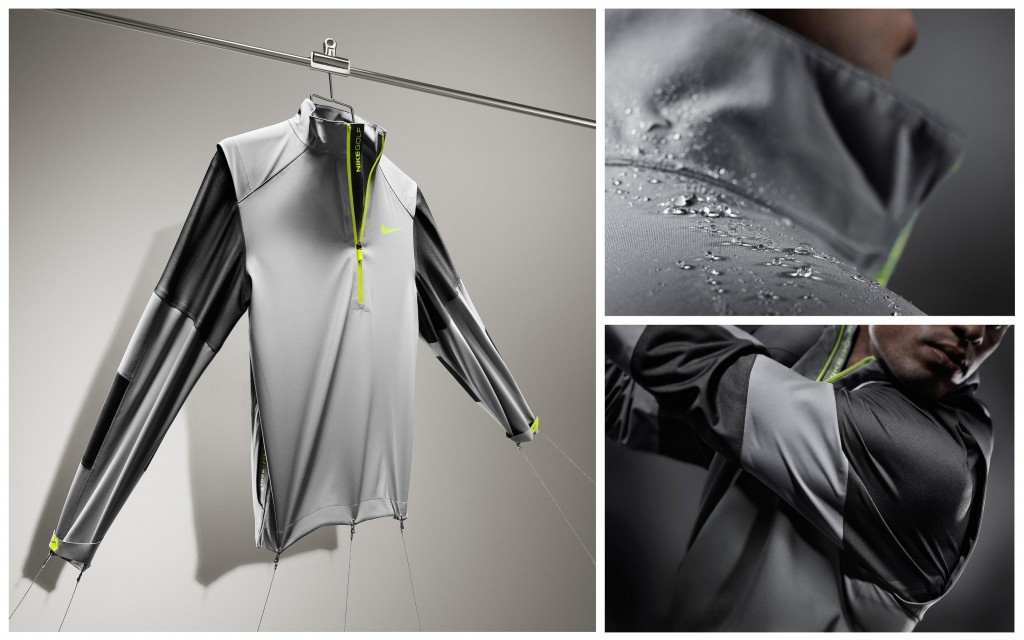 Nike Golf Redefines Outerwear with Nike Hyperadapt Storm-FIT Jacket