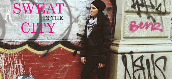 Sweat In The City // Sweat For A Cause