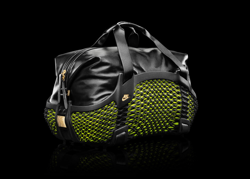 BAG SWAG – Nike Unveils the world's first 3D printed performance sports bag